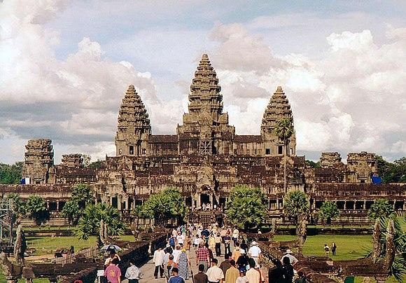 Angkor Wat Karte.Angkor Wat Wikiwand