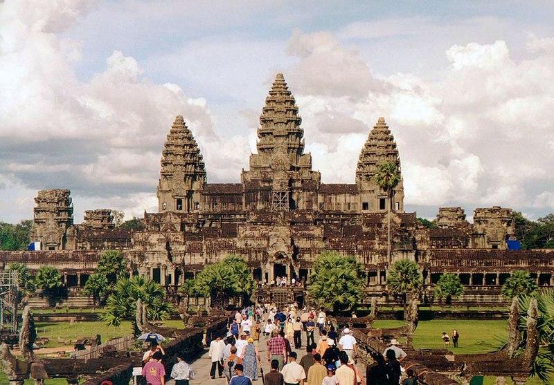 Angkor Wat (año 1113)
