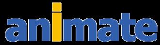 Animate - Image: Animate logo