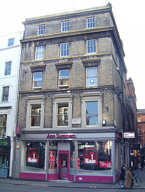 Ann Summers - Ann Summers store in London
