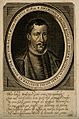 Anthon Jacob Roscius. Line engraving. Wellcome V0005088.jpg
