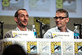 Anthony Stacchi and Graham Annable, The Boxtrolls, Comic-Con.jpg