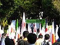 Anti-Chinese government rally on 16 October 2010 at Roppongi 01.jpg