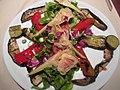 Antipasti poivron, aubergine et articahux grillés.jpg
