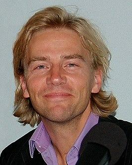 Antonie Kamerling bij Radio Westerwolde, 2007