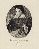 Antonio Stradivari -  Bild