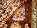 Antonio vite e collaboratore, arbor vitae, trasfigurazione e miracolo della madonna della neve, 1390-1400 ca. 04 trinità.jpg