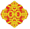 Aperiodic tiling with 4 tiles.png
