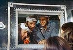 Apollo 12 crew in the quarantine van.jpg