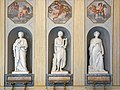 Apollon et les Muses dans la salle d'Alexandre du Casino Nobile (Villa Torlonia, Rome) (34378389685).jpg