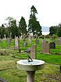 Appleby Cemetery - geograph.org.uk - 1497031.jpg