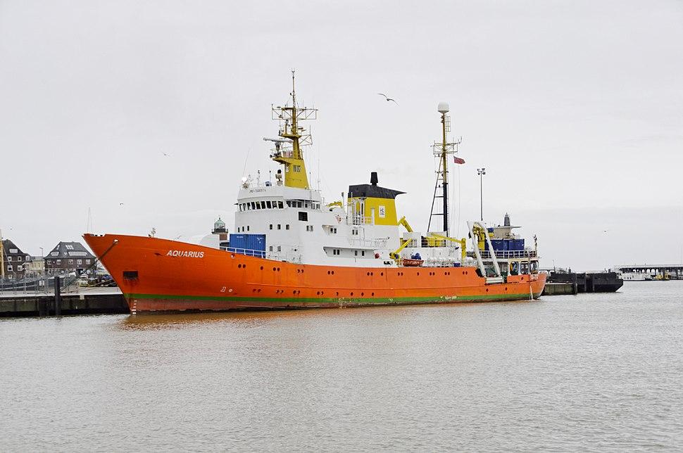 Aquarius (alt Meerkatze) (Ship) 04 by-RaBoe 2012