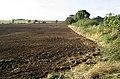 Arable field near Greatlaw - geograph.org.uk - 547528.jpg