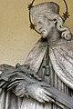 Aranyosapáti, Nepomuki Szent János-szobor 2021 12.jpg