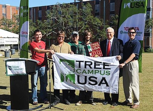 Arbor Day; Tree Campus USA (4089099977)