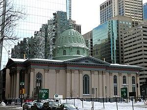 Arch Street Presbyterian Church - Arch Street Presbyterian Church, February 2010