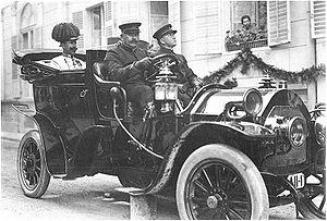 Archduke Eugen of Austria - Archduke Eugen at Ischl.