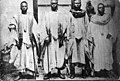 Archivo General de la Nación Argentina 1899 Buenos Aires - inmigrantes de paso de Senegal a Tucumán para trabajar en un ingenio.jpg