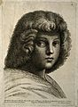 Archytas of Tarentum. Line engraving by P. Fidanza after Rap Wellcome V0000195.jpg