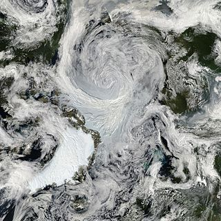 Great Arctic Cyclone of 2012
