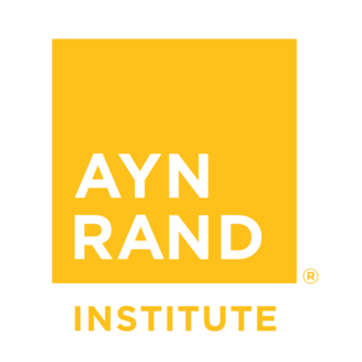 Ayn Rand Institute - Image: Ari logo header