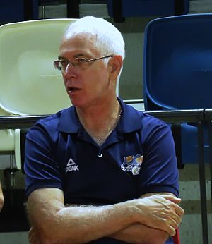 Amsterdam Basketball - Arik Shivek coached Amsterdam to three DBL titles