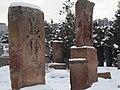 Arinj khachkar, old graveyard (116).jpg