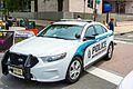 Arlington VA police vehicle - DC Capital Pride street festival - 2014-06-08 (17363107155).jpg