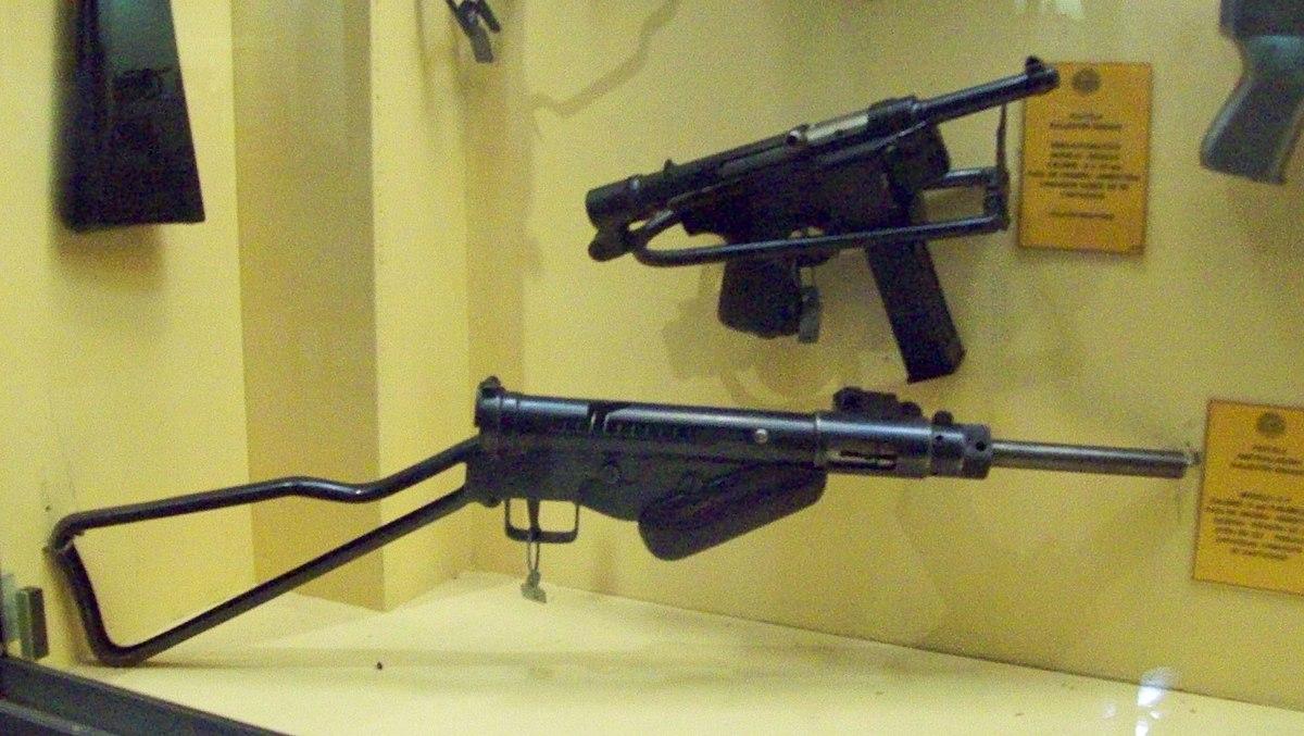 RIA: Thompson T2 Submachine Gun Prototype – Forgotten Weapons