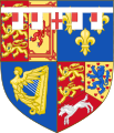 Arms of Edward Augustus, Duke of York and Albany.svg