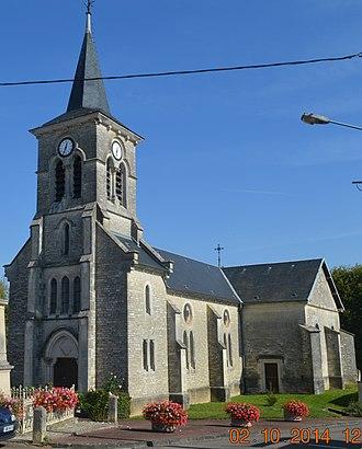 Arrelles - The Church of Saint-Pierre-ès-Liens