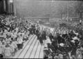 Arrivée à l'église de la Madeleine de Mgr Chesnelong lors du Congrès eucharistique (5 juillet 1923).png