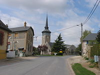 Arrivée eglise Banogne Banogne-Recouvrance Ardennes France.jpg