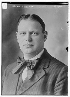 Arthur E. Reimer American politician