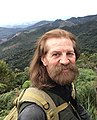 Artist, naturalist, Sergio Rossetti Morosini, Pico Bone, Brigadeiro Mountain, Minas Gerais, Brazil, 2017.jpg