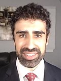 Arvin Vohra on The Tatiana Show (cropped).jpg