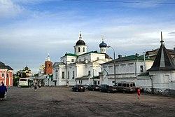 Arzamas Saint Nicholas Monastery Church of the Epiphany IMG 9660 1725.jpg