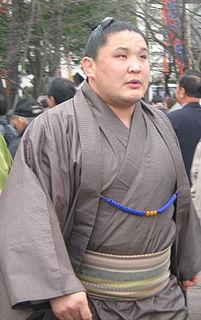 Asasekiryū Tarō Sumo wrestler