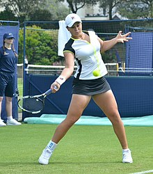 Ashleigh Barty Wikipedia