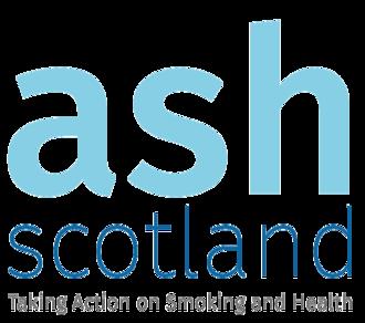 Action on Smoking and Health - Image: Ash Scotland Logo