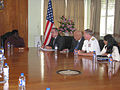 Assistant Secretary Campbell Addresses Solomon Islands Prime Minister Danny Philip and his Cabinet (5886551332).jpg