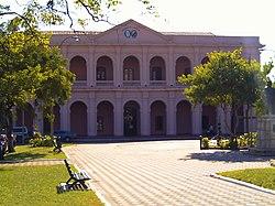 Cabildo del Congreso de Paraguay