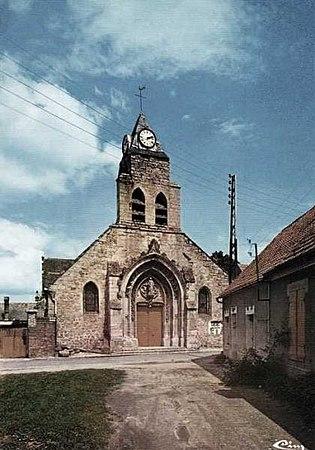 Église Saint-Quentin d'Athies-sous-Laon
