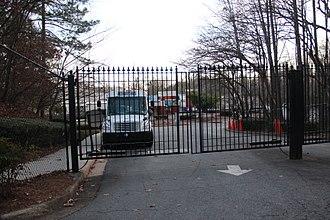 Atlanta Jewish Academy - Atlanta Jewish Academy gates