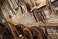 Attrezzi e strumenti del lavoro agricolo, interno museo.jpg