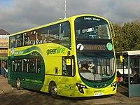 Au Morandarte Flickr First Beeline (Green Line) 37998 on Route 702, Bracknell (11027444924).jpg
