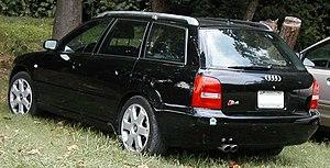 Audi S4 - Audi B5 S4 Avant