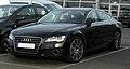 Audi A7 Sportback 3.0 TDI quattro – Frontansicht, 8. Mai, Velbert.jpg