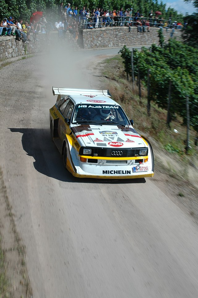 List of rally cars - Wikiwand