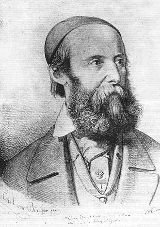 August Daniel von Binzer - August von Binzer